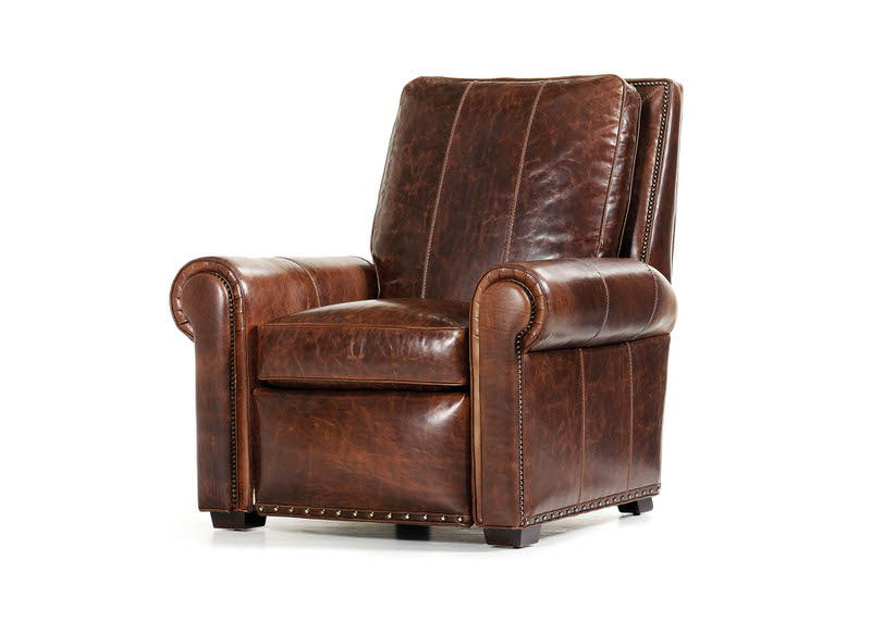 Hancock and Moore Blackhawke Lounger 7094
